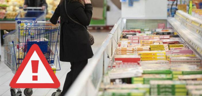 alertă alimentară românia produse supermarket